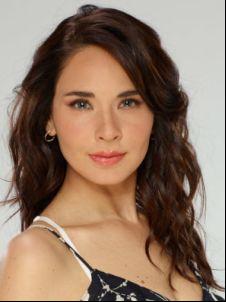 Adriana Louvier es CAROLINA RIVAS en Caer en tentación