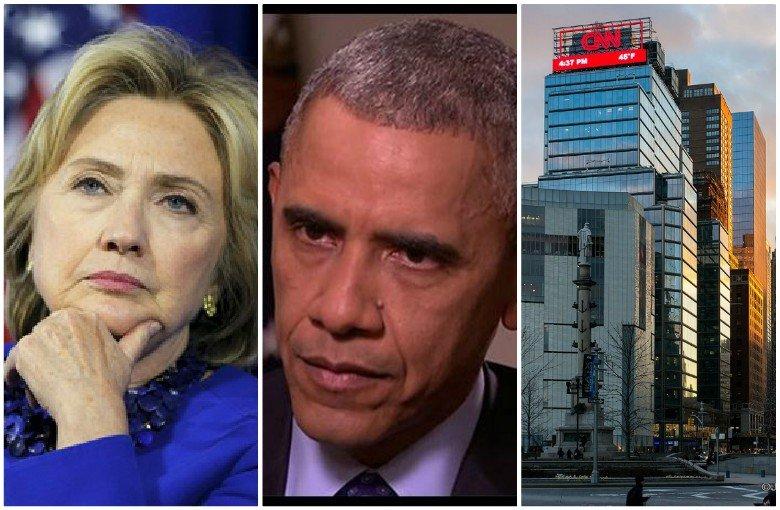 Envían correo con explosivos a Hillary Clinton, Obama y CNN