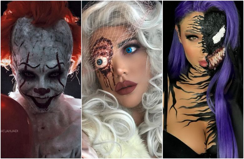 Halloween 2018: Los mejores maquillajes para la noche de brujas