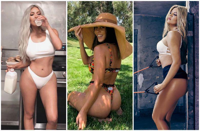 Adelgaza con los mejores trucos de las hermanas Kardashian
