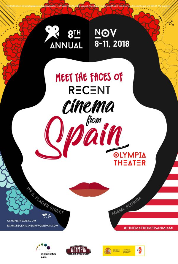 Recent cinema from Spain in Miami 2018