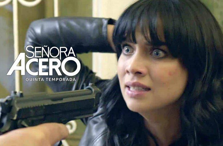 Carolina Miranda es Señora Acero la Coyote