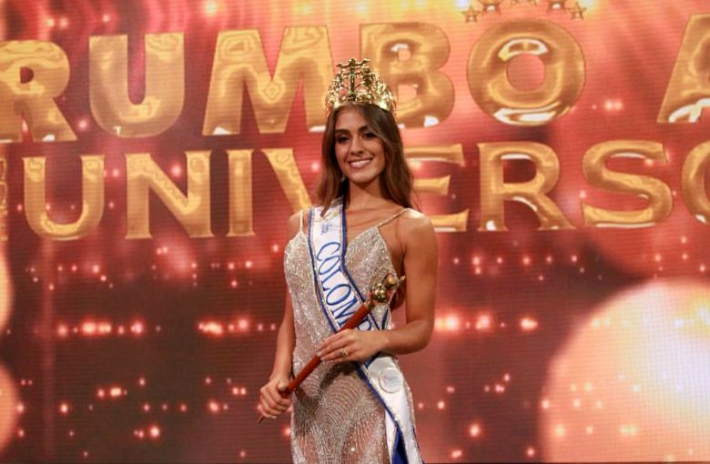 Valeria Morales Miss Colombia Miss universo 2018