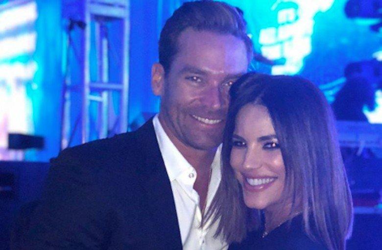 Jaime Mayol desborda amor en felicitación para Gaby Espino