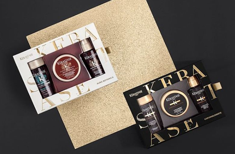 Kérastase Core Collection: Un regalo para las que se cuidan el cabello