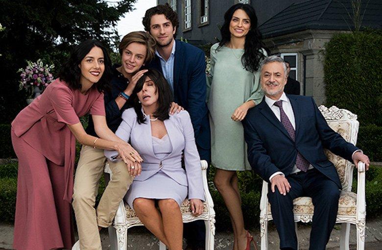 La segunda temporada de 'La Casa de las Flores' tendrá a su matriarca