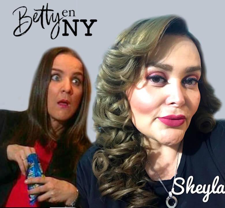 Betty en New York