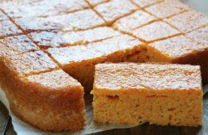 Torta de calabaza