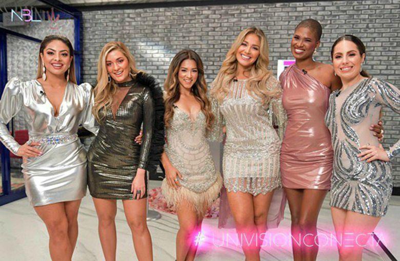 Finalistas Nuestra Belleza Latina
