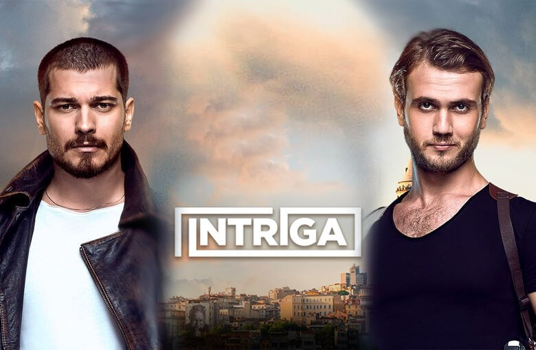 Intriga serie de RCN