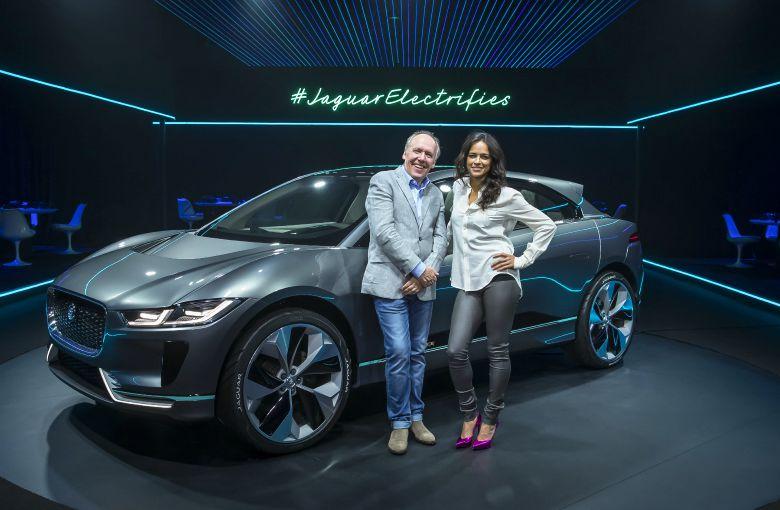 Jaguar Electrifies experience