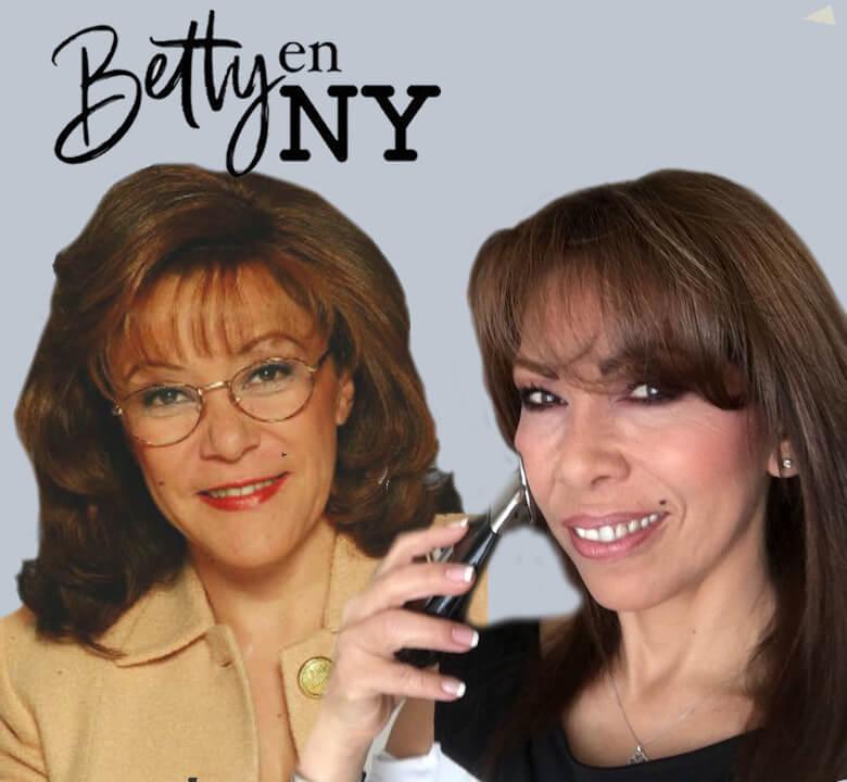 Bettty en NY