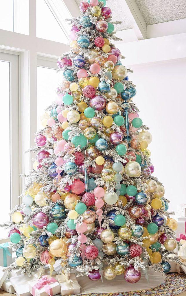 Inspirate! Decora tu árbol de Navidad con las últimas tendencias