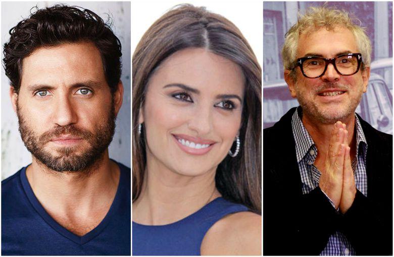 Hispanos arrasan con las nominaciones a los 'Globo de Oro'