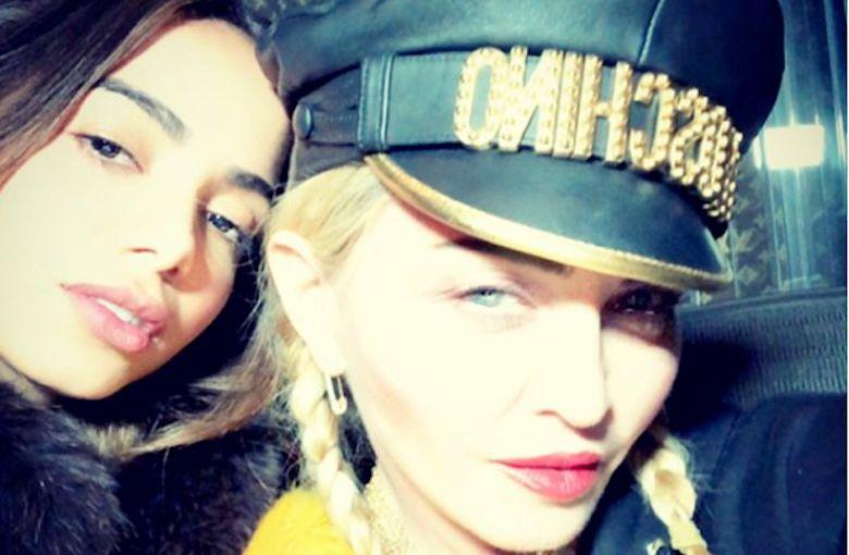 Madonna se deja seducir por reggaetón junto a Anitta