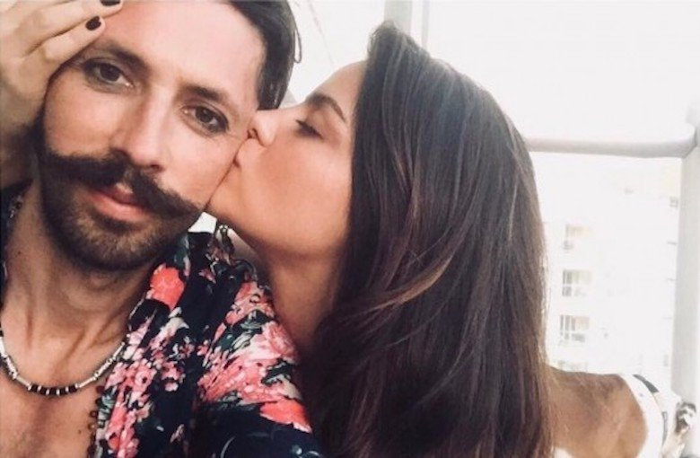 Maite Perroni se comprometió en matrimonio con Koko Stambuk