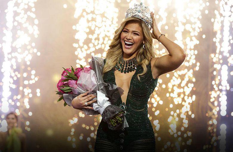 Migbelis Castellanos ganadora de Nuestra Belleza Latina 2018