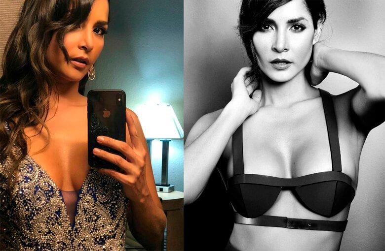 Carmen Villalobos fotos senos
