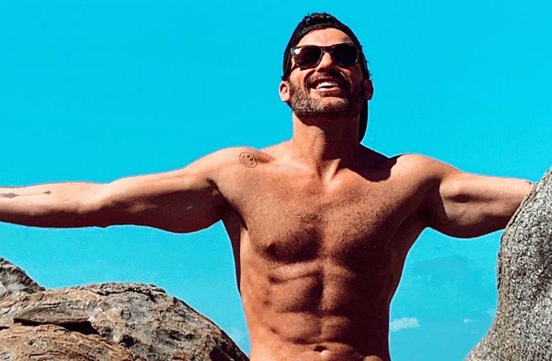 Mauricio Mejía desnudo