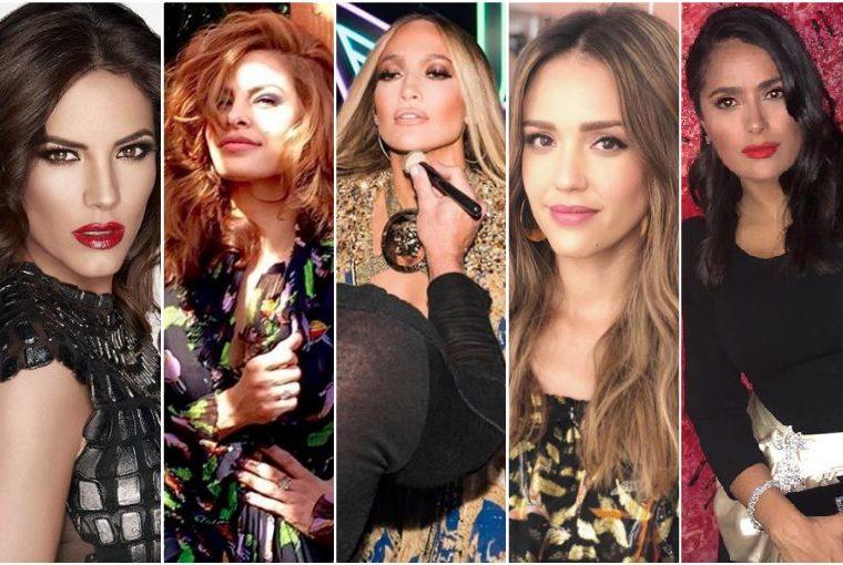 Bellezas latinas que triunfan en el mundo del maquillaje