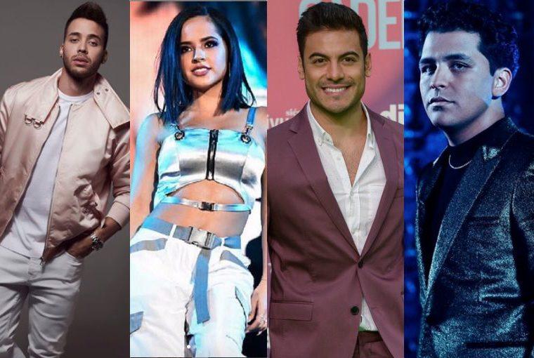 Ellos invadirán la pantalla con su talento: conoce a los nuevos mentores de 'La Voz'