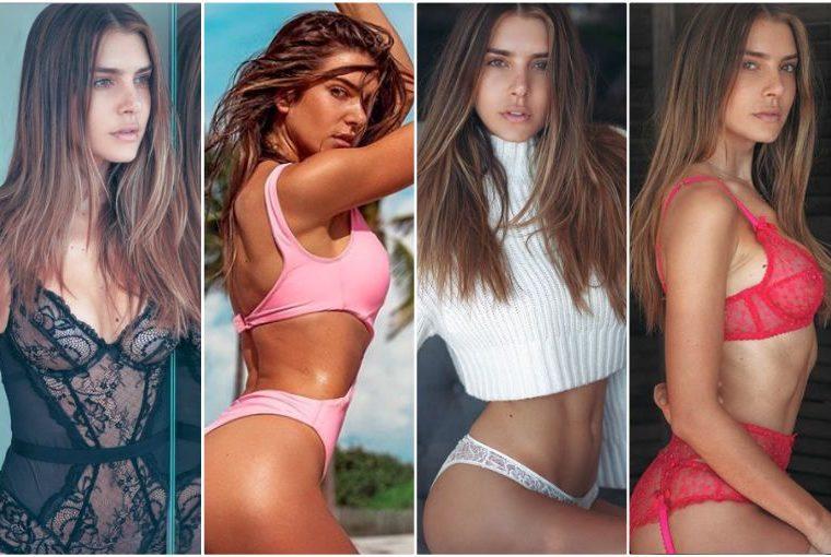 Valentina Ferrer: la sexy modelo que acompañó a J Balvin a los GRAMMY 2019