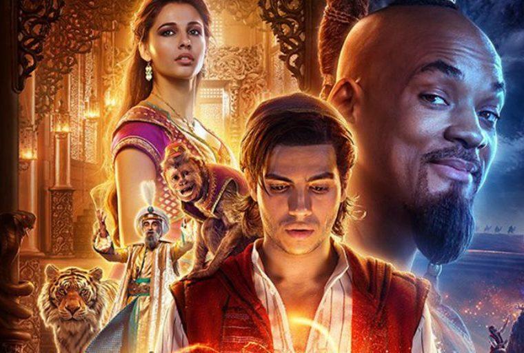 Así lucen los personajes de 'Aladdin' en el tráiler del 'live action'