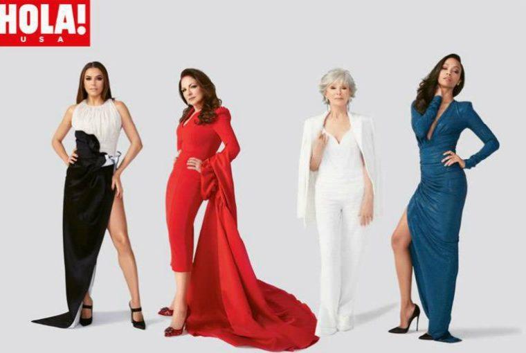 Latina Powerhouse: ellas protagonizan la portada de Hola! USA