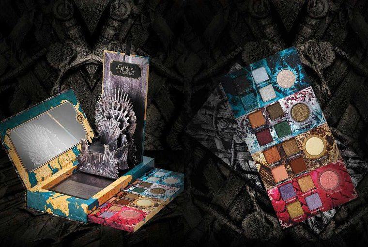 Apodérate del 'trono de hierro' con la nueva colección de maquillaje de UD inspirada en GOT