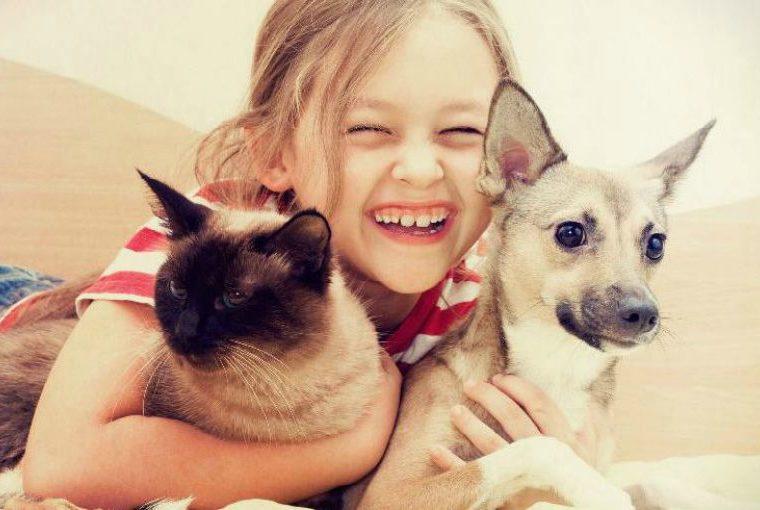 Tener mascotas hace tu vida mucho más feliz, la ciencia lo confirma