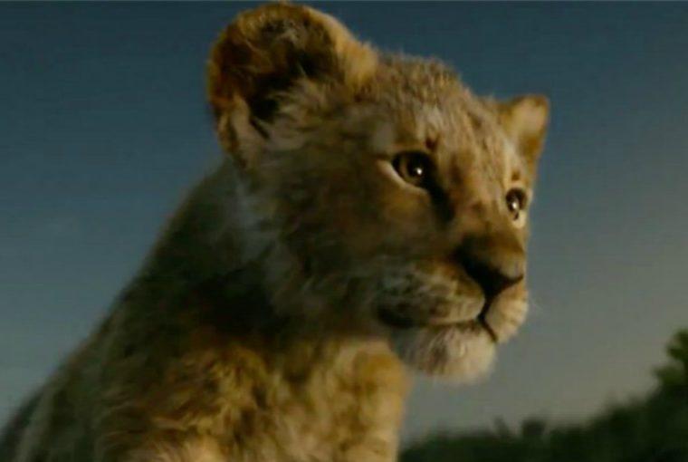 The Lion King: así es el primer adelanto del 'live motion'... ¡Hakuna Matata!