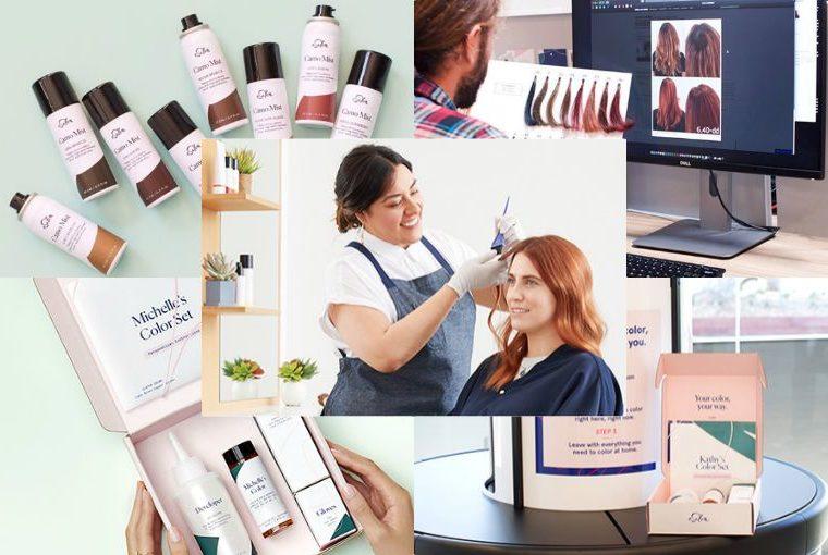 eSalon lanza su experiencia de color de cabello personalizado dedicado a las latinas