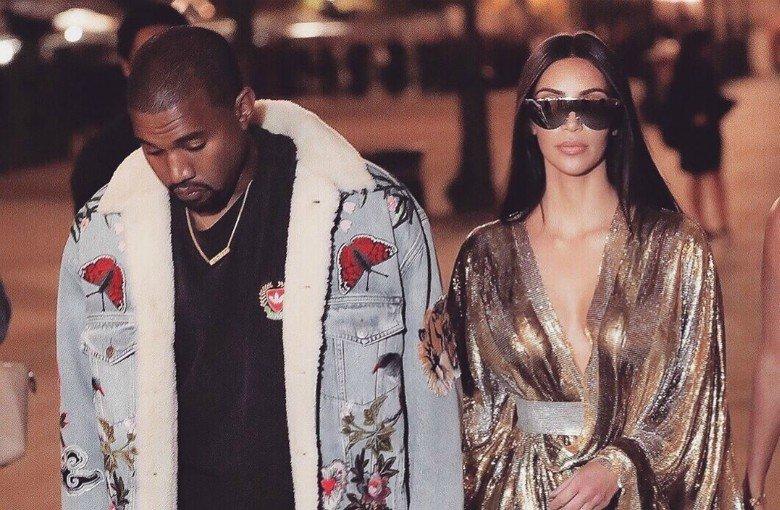 Kim Kardashian es mamá