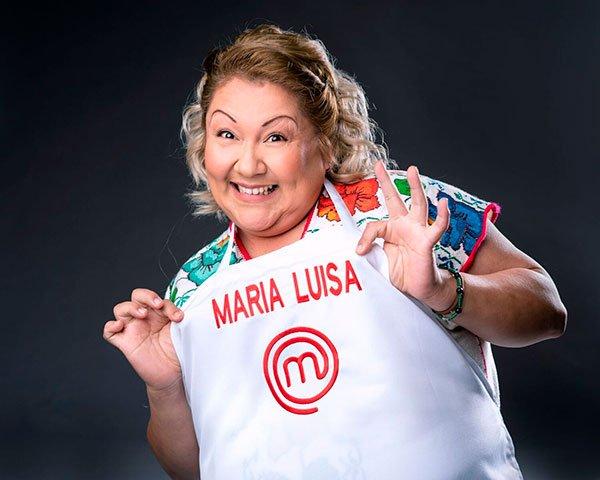 Marialuisa en Masterchef Latino