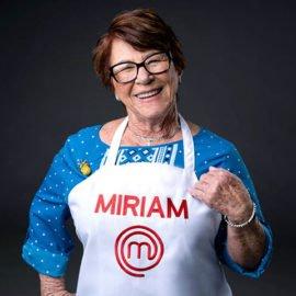 Miriam en Masterchef Latino