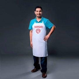 Sergio en Masterchef Latino