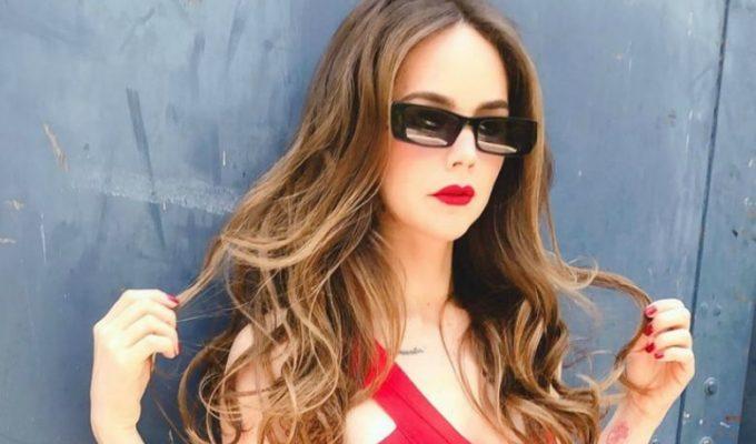 Rubí: así luce Camila Sodi como la 'descarada' más famosa de la Tv