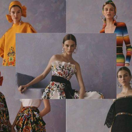 """Carolina Herrera """"insulta"""" a México con su más reciente colección"""