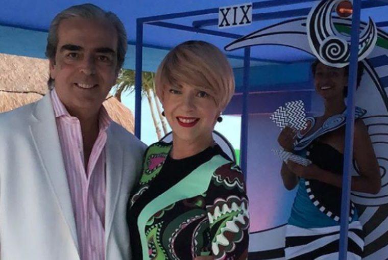 Viudo de Edith González ¿tiene o no tiene cáncer?