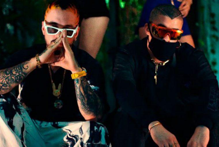 J Balvin y Bad Bunny estrenan álbum juntos… ¡Los reyes del reggaetón!