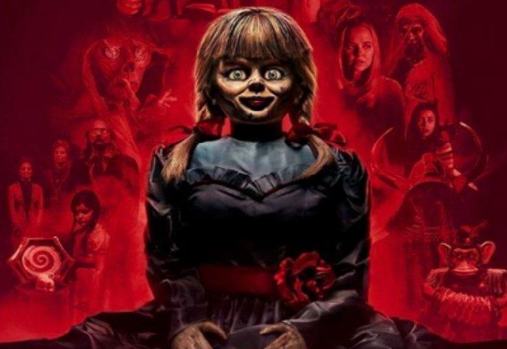 Hombre muere viendo 'Annabelle Comes Home' en Tailandia