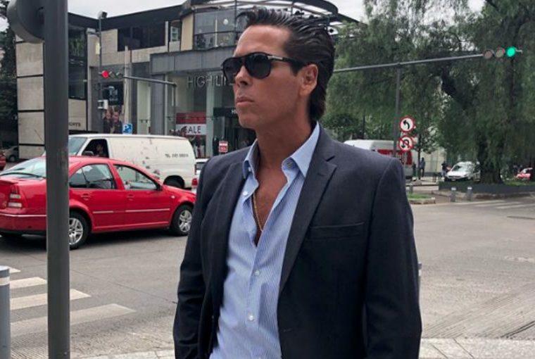 """Roberto Palazuelos: el """"aminemigo"""" de Luis Miguel tendrá un reality show"""