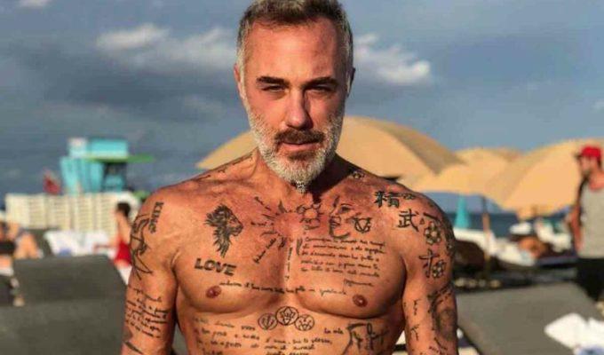 """Gianluca Vacchi es señalado por """"denigrar"""" a las mujeres"""