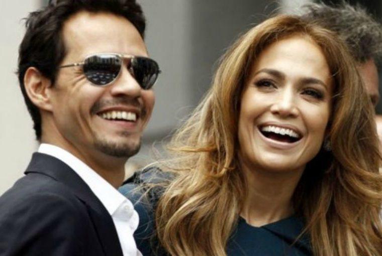 ¿Qué hacían Jennifer Lopez y Marc Anthony juntos en hotel?