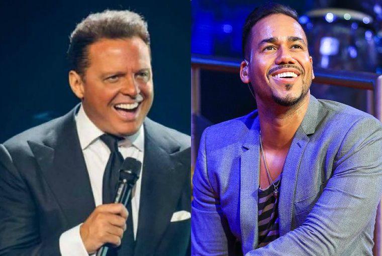 Luis Miguel y Romeo Santos son los reyes del dinero