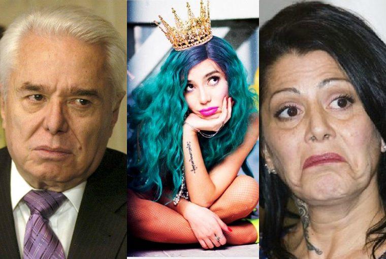 ¡Imperdible! El drama entre Frida Sofía, Alejandra y Enrique Guzmán