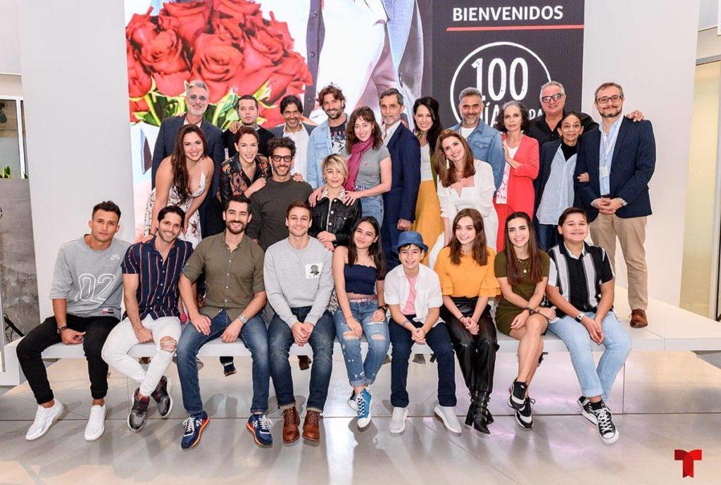 100 Dias Para Enamorarnos Quien Es Quien En El Elenco De La Serie