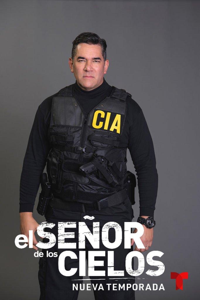Eduardo Santamaría es Balthazar Ojeda