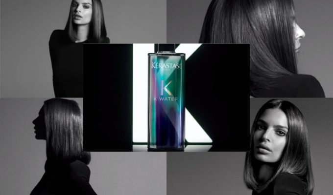 Logra que tu cabello destelle de brillo con 'Kérastase K Water In-Salon Treatment'