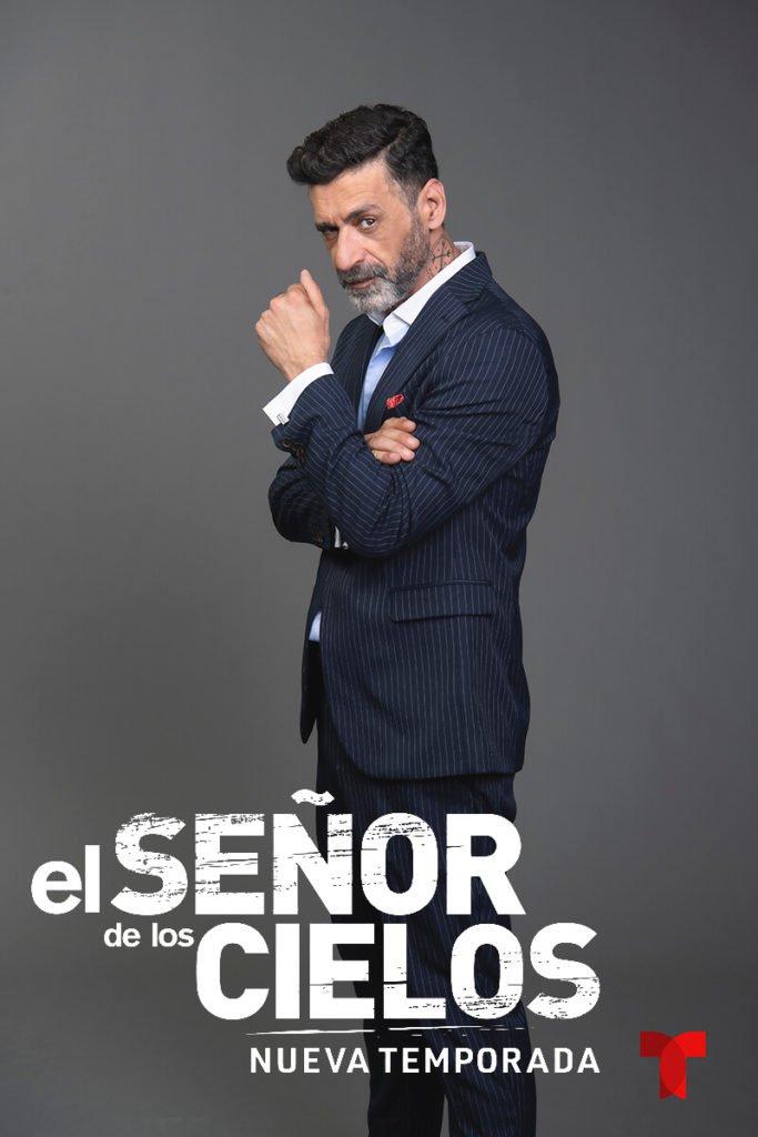Nacho Fresneda es Renzo Volpi